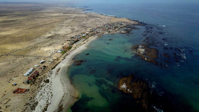 Port Nolloth Beach House Accommodation